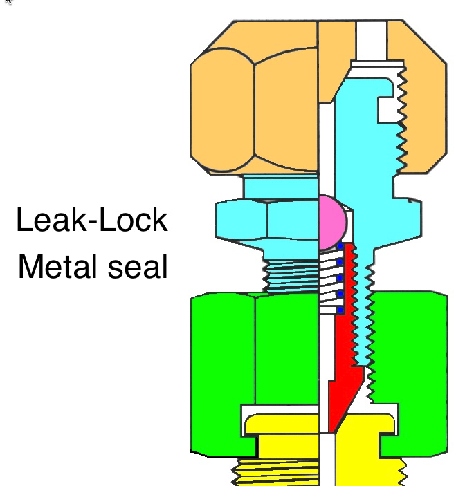 Leak Sealing Services : Sealweld lubricants sealing component pumps for